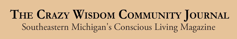 Crazy Wisdom Journal logo