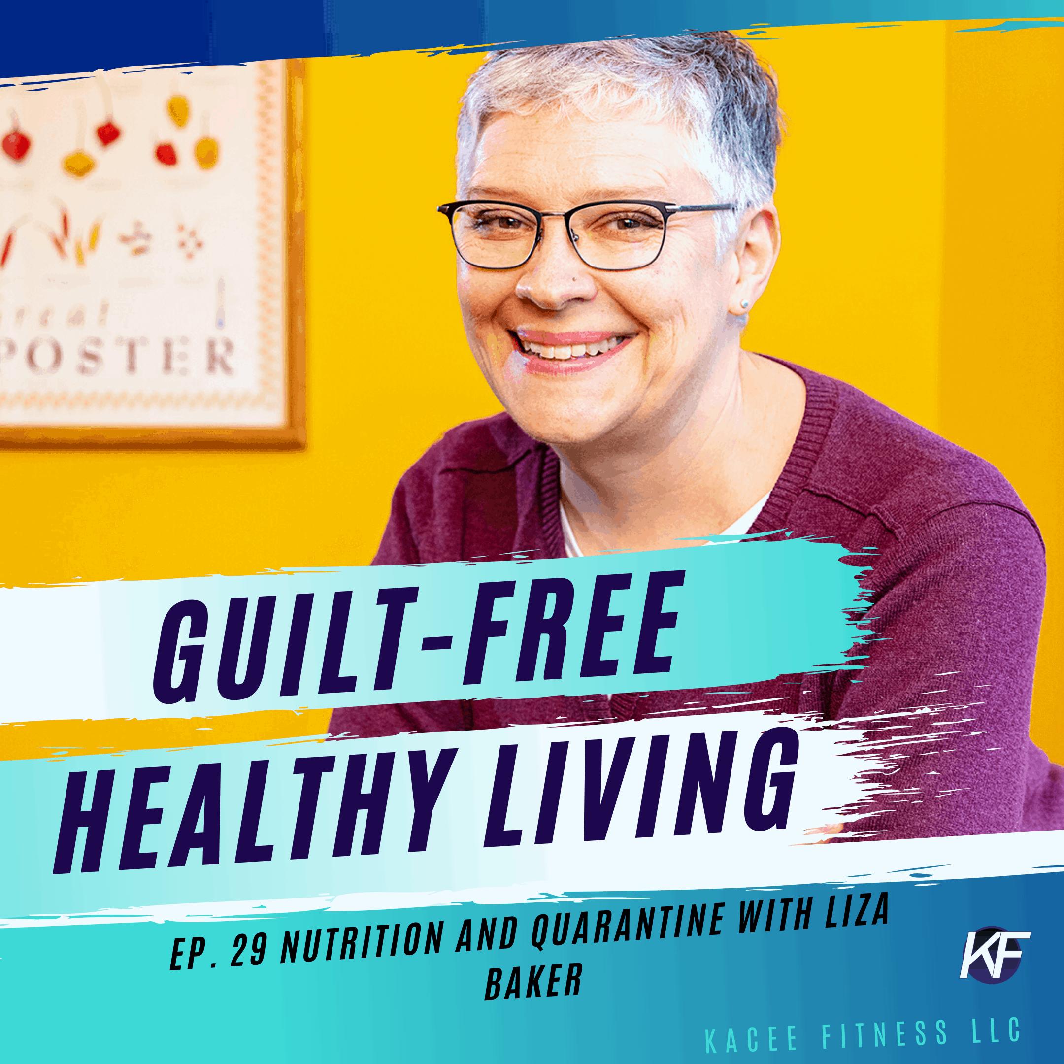 Guilt-free Living podcast